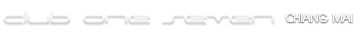 Club One Seven Logo