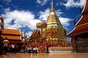 Chiang Mai - Doi Suteph