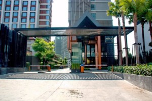 Astra Suites Chiang Mai - entrance