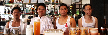 Club One Seven Chiang Mai - Gay Guest House - Staff Gallery