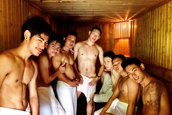 Club One Seven Chiang Mai - Gay Sauna.