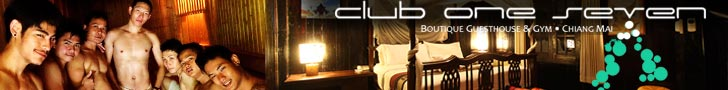 Club One Seven Chiang Mai Gay Sauna and Guest House